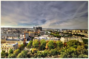 Paris HDR 01 by darkaion