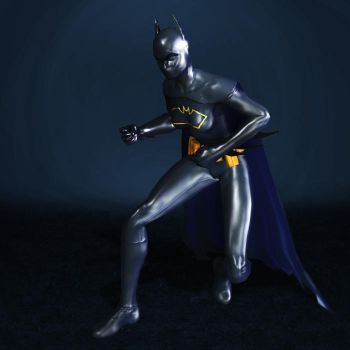 DC Universe Online Batgirl Updated by ArmachamCorp