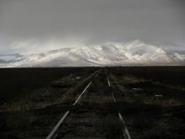 Railroads To Nowhere by onceuponatime08