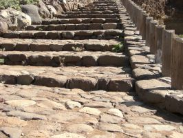 Stone steps by Trablete