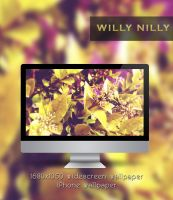 WillyNilly Wallpaper by biskit27