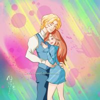 Elle and Liam by Nippy13