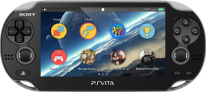 Vita UI - Screen 1 by SimonDiff