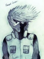 Kakashi by Anime-is-my-Saviour