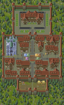 Eternal Conflict Town Map Shot by ChampGaming