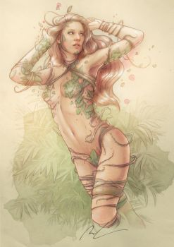 Ivy Color by cocoaspen