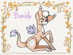 Bumble by Angela-Ross