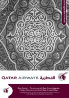 qatar airways ad 2 by razangraphics