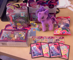 MLP Shopping Trip Haul by SouthParkTaoist