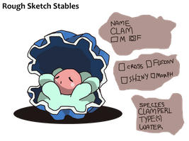 Clam the clamperl