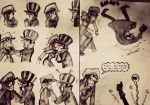 Scruffy DD and Rach Doodle Comic by LadyIonia