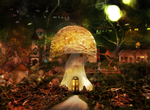 Land of Shroom by Winter-Freesia
