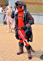 Pirate Deadpool by ZeroKing2010