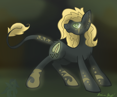 .: Tribal Night :. [Gift] by SpeedyandRose