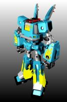 MEGAS XLR 01 by g2mdluffy