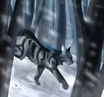 Run like the wind~ by Issaric