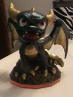 Skylanders-Custom Legendary Spyro (Series 2) by KrazyKari