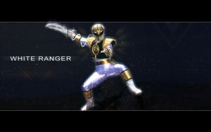 White Ranger by DesignsByTopher