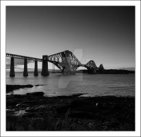 Forth --- mono by DL-Photography