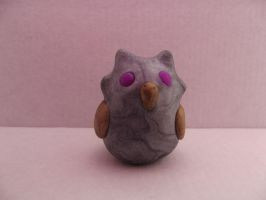 Owl Figure * For Sale* by Pudding404