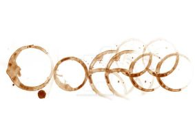 Coffee Stain Typeface by markhossain