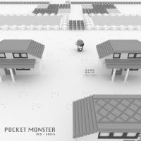 POCKET MONSTER by tibori