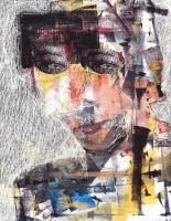Painted Face 10 by pmicocci