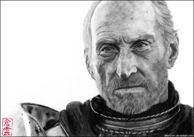 Charles Dance by ElliCrown