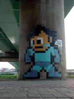 RockmanWALL by Evannrpg