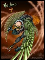 Vulture GA Poster by TheCreationist