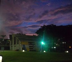 Sunset from the UCV by bry9288