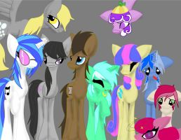 All of teh loves! by phoenixkifang