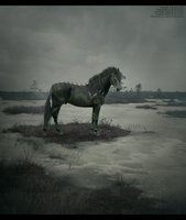 Lone Green by Cabelz