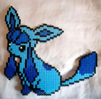 Glaceon - The coolest eeveelution by wildfireskunk