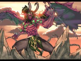 Illidan: My take by atombasher