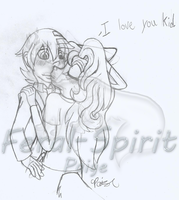 I Love You Kid by Feral-Spirit