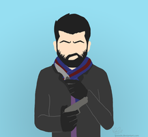 Mr. Numbers - Minimalistic by LPSoulX