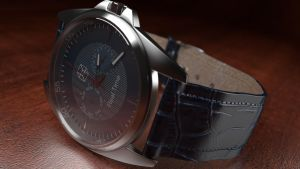 Watch - Montre (Blender 3D + cycles) by TomWalks