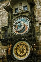 Astronomical Clock by stinebamse