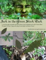 Jack in the Green Stock Pack by amethystmstock