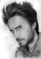 Jared Leto by LivieSukma