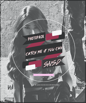 CATCH ME IF YOU CAN Photopack HQ by GGWonderfulDesign