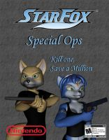 Starfox Special Ops by oldblueford