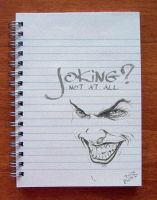 Joker by allonsenfaire