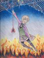 Alois Trancy: Spider's Thread by Diamond--InTheRough