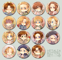 .APH. Buttons by fredericayang