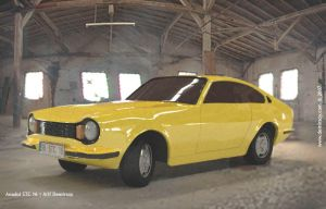 Sport Anadol STC 16 1975 by demirsoy
