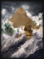 Storm Over Egypt by morpyre