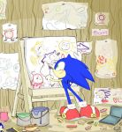 being a sonic artist by sapphii