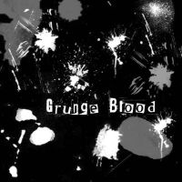 Grunge Blood by Red--Roses